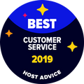 Best Customer Support badge is given to companies that our editors anonymously tested their Email & Phone support and have proven to be awesome.